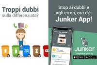 Attiva la Junker App per i Comuni di Agugliano e Polverigi