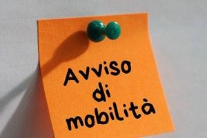 Avvisi di mobilità esterna volontaria per la copertura di diversi profili