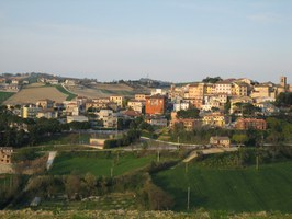 Comune di Polverigi - Variante puntuale al P.R.G. in Via Baiana