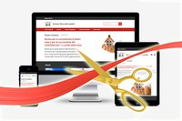 Online i nuovi siti web istituzionali